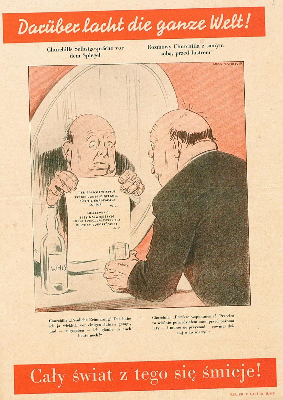 Niemieckie Afisze Propagandowe Archiwum Ii Wojny światowej