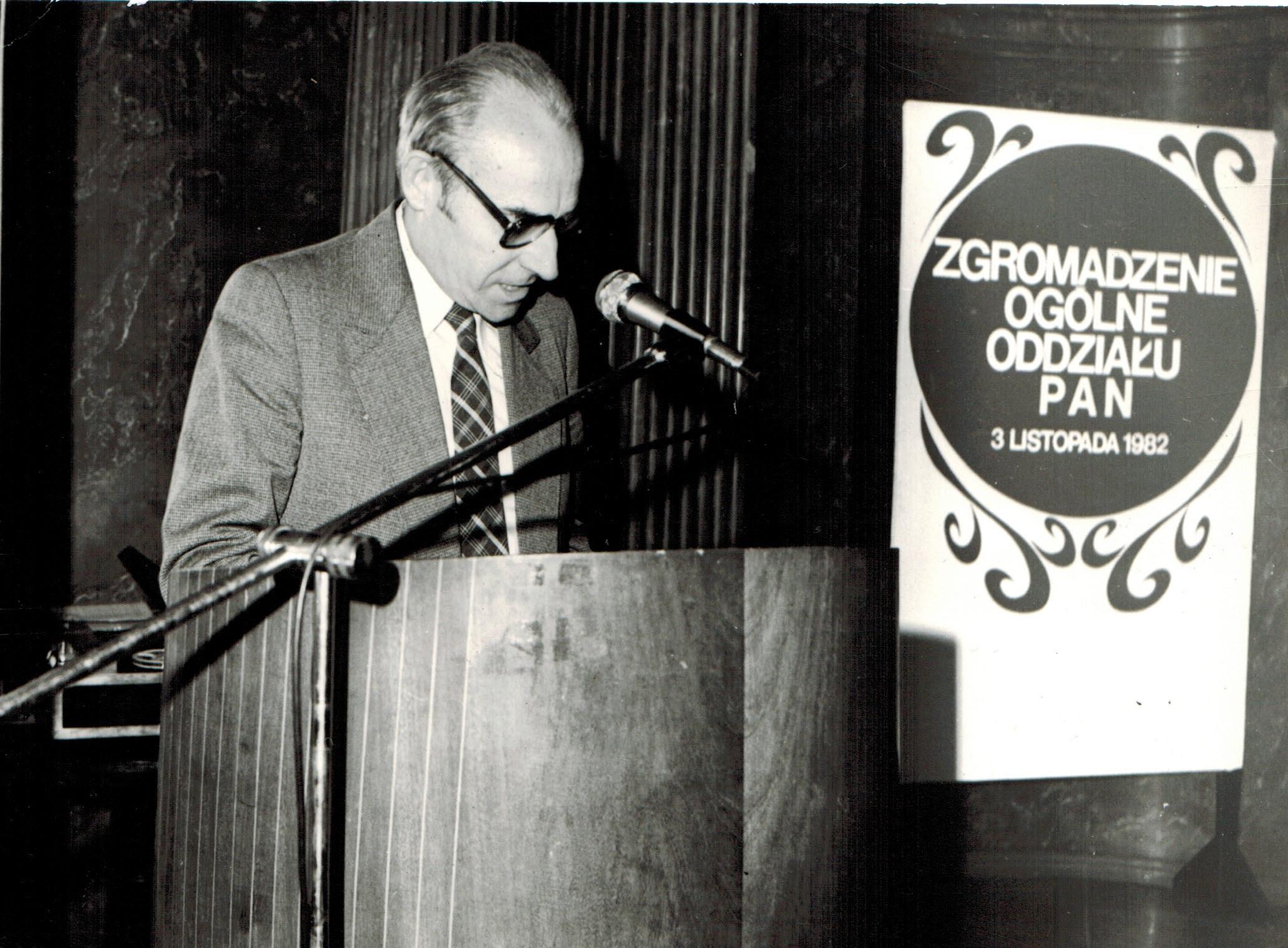 prof. Andrzej Kwilecki