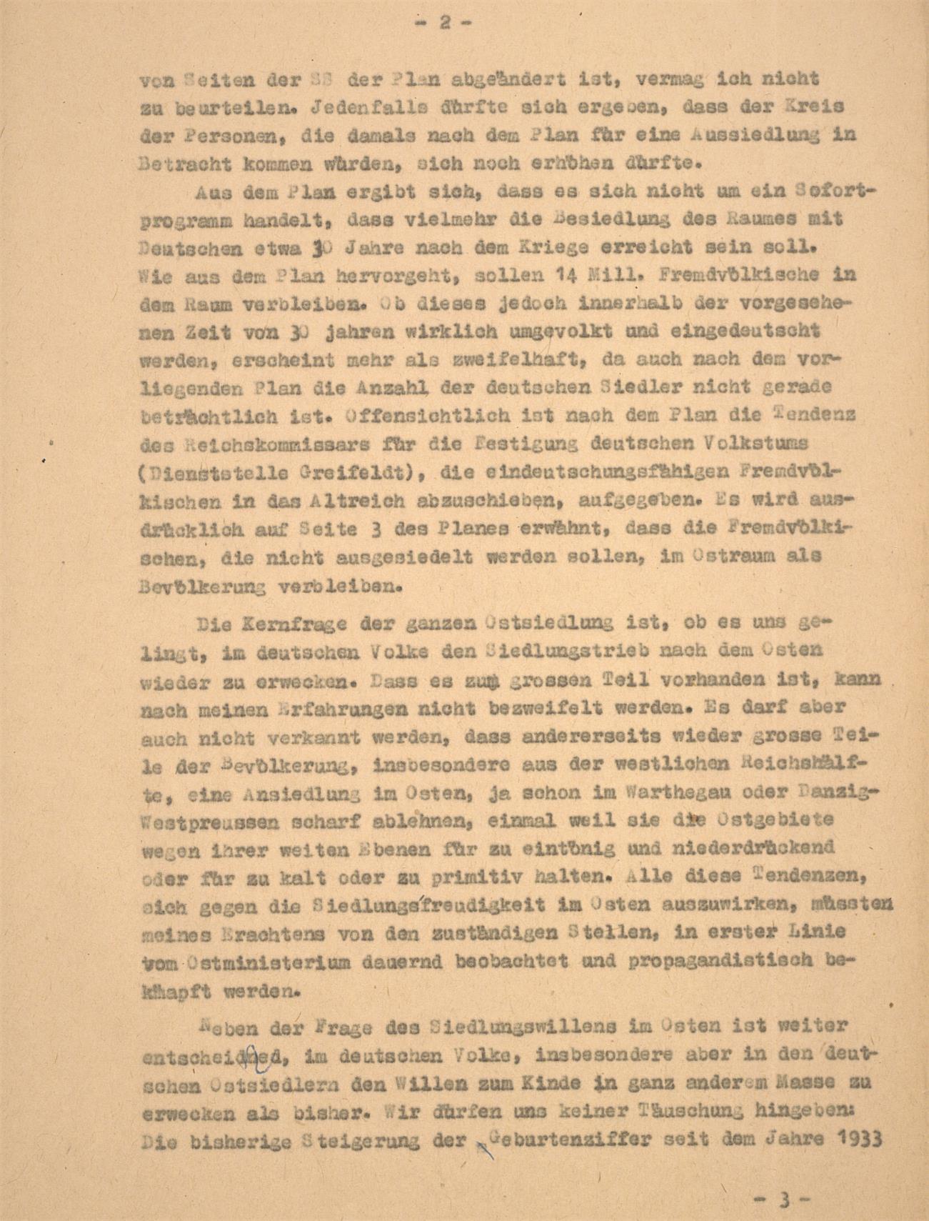 Fot. 1b. Pierwsze dwie strony ekspertyzy dr. Erharda Wetzla. Źródło: I.Z. Dok. I-777.