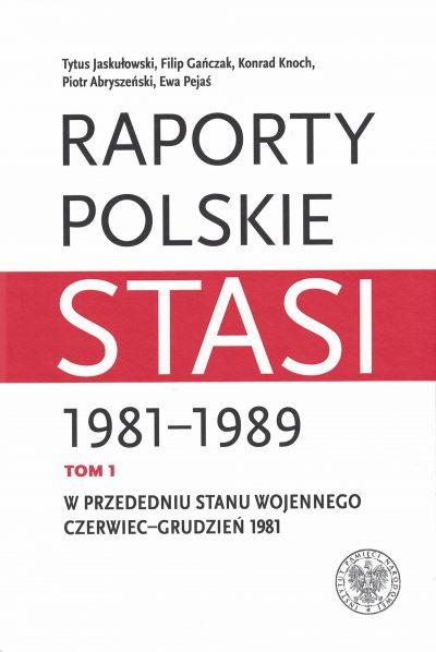 Raporty Stasi