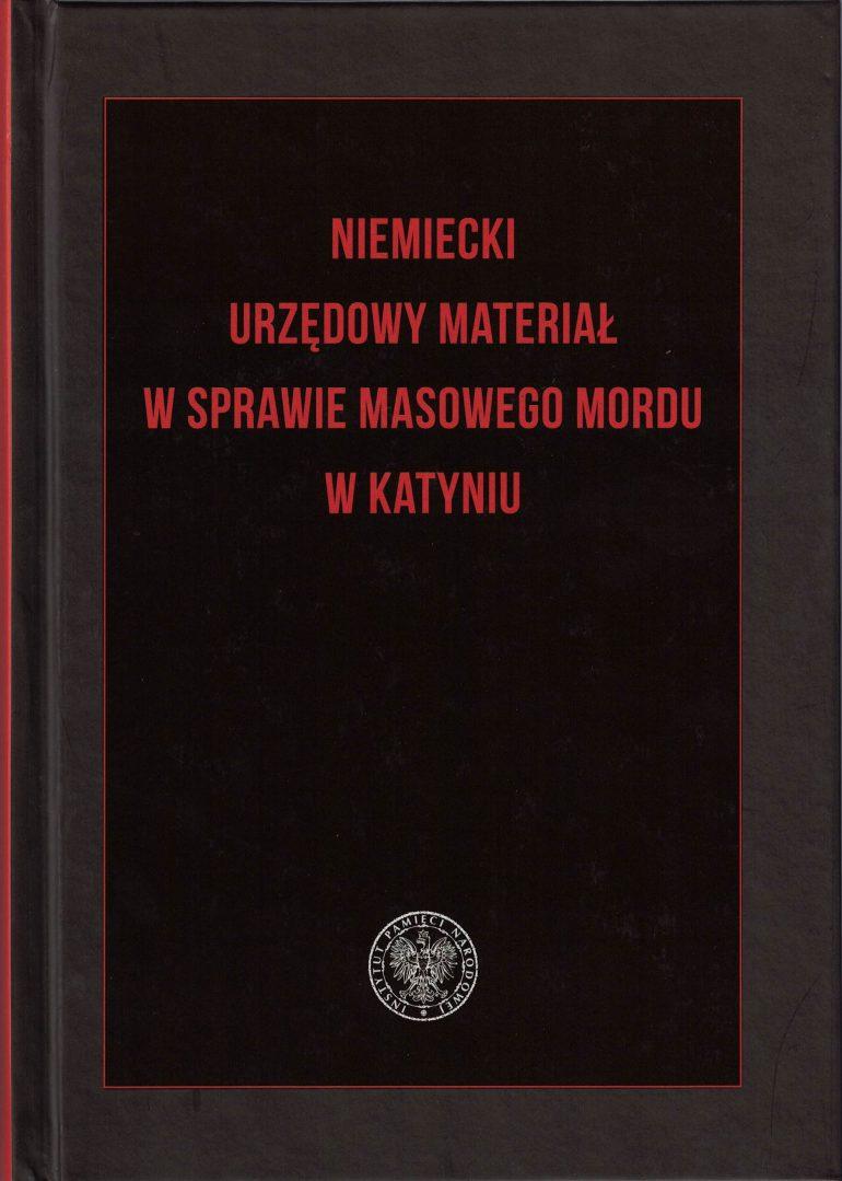 Niemiecki materiał_Katyń