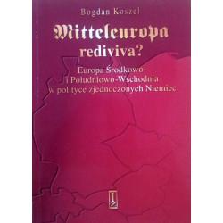 MITTELEUROPA REDIVIVA?...